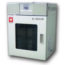 IC403CW Incubadora, estufa de cultivo digital, convección natural, 80ºC 97 L Yamato