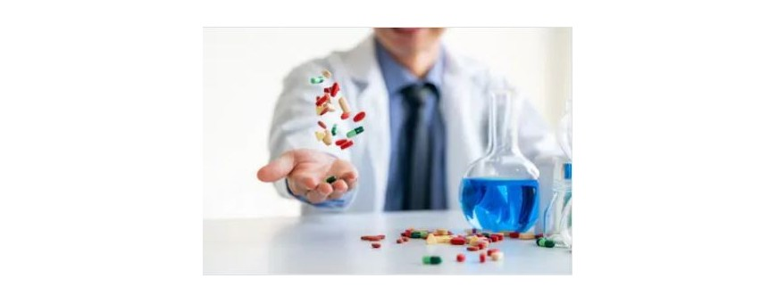 Equipos para industria farmacéutica / Farmacia